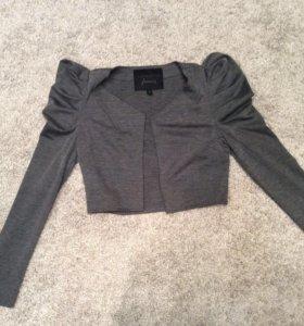 Укорочённый пиджак