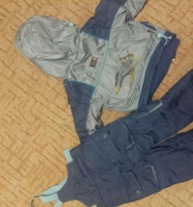 Куртка+штаны на 2-3 года