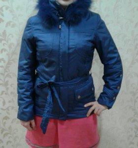Куртка новая деми