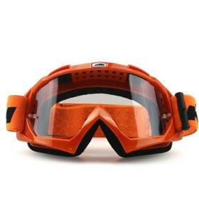 Мото очки на шлем для ктм ktm