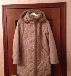 Куртка-пальто межсезонье, зима