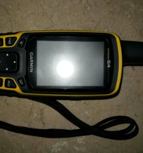 Навигатор Garmin GPS MAP 64