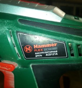 Шуруповёрт Hammer ACD121A