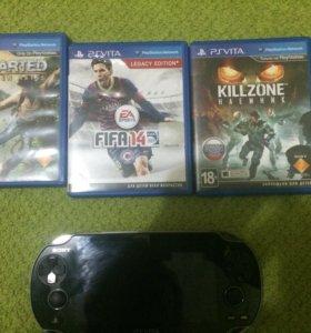 Sony PlayStation VITA 3G/WiFi