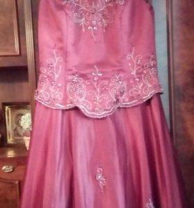 Платье к выпускному или на свадьбу💐