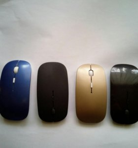 Новые беспроводные мышки