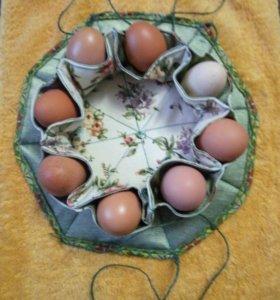 Пасхальница для яиц и кулича