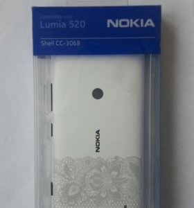 Чехол Nokia Lumina 520