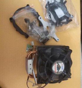 CPU cooler Titan AMD AM2/AM2+/AM3