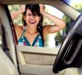 Открытие автомобиля без повреждений
