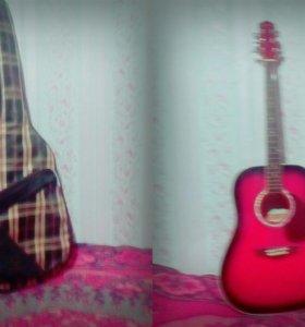 6-ти струнная гитара