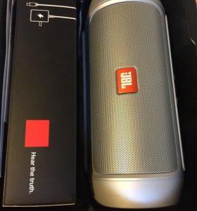 Новая портативная Bluetooth колонка JBL CHARGE 2+