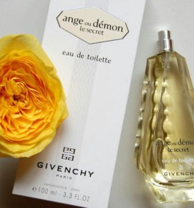 😻Givenchy Ange ou Demon Le Secret edt 100 мл 😻
