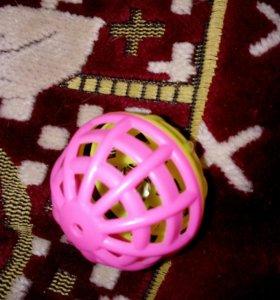 Мячик для кошек и собак