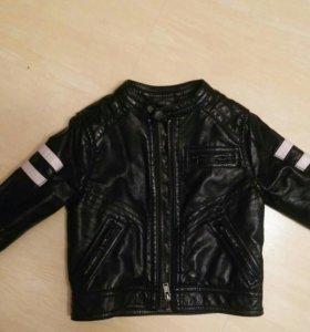 Стильная курточка 86размер