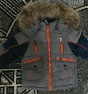Куртка зима 80-86
