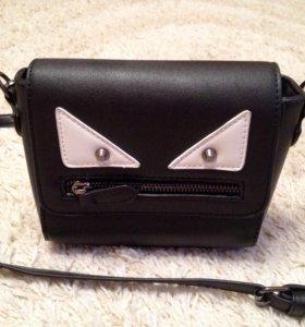 Женская сумка - монстрик