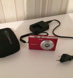 Продам фотоаппарат SONY Cuber-shot
