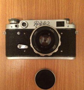 Фотоаппарат ФЭД2