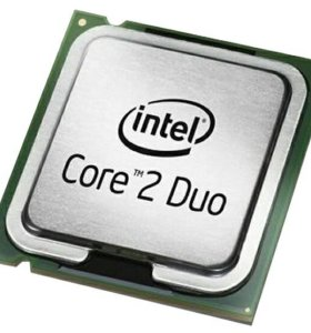 Intel core i2duo