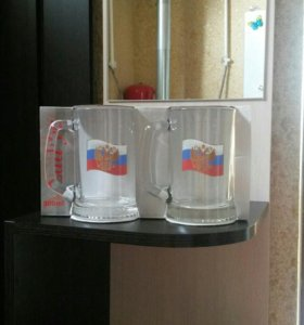 Кружки для пива 0.5 л.