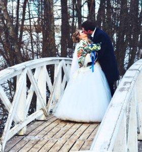 Фотограф на свадьбу!