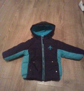 Куртка для мальчика.GeeJay