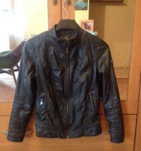 Кожанная куртка( косуха)