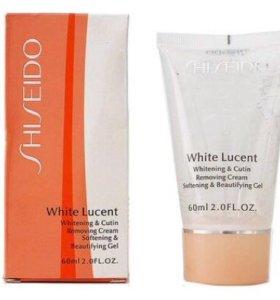 ☘️Отбеливающий пилинг для лица Shiseido