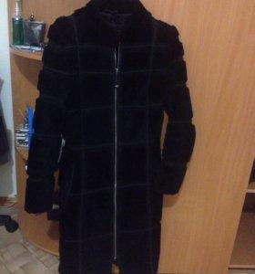 Меховое пальто Thomas Berger