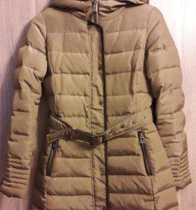 Куртка теплая женская