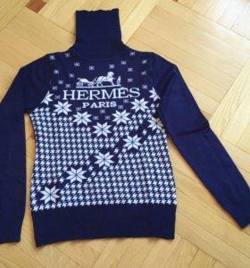 свитер бадлон новый