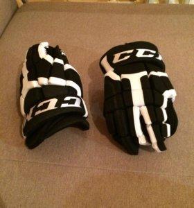 Хоккейные перчатки ccm c300 JR
