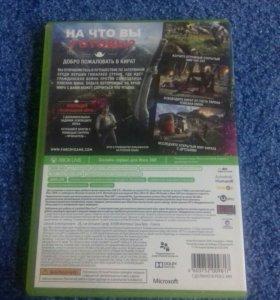 FarCry 4 специальное издание XBOX 360