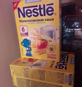 Каши детские Nestle