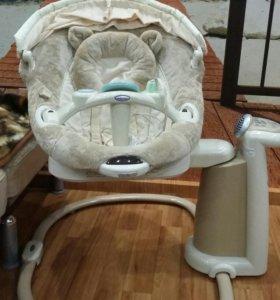 Укачивающее устройство для ребенка до года