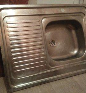 Мойка кухонная (80x60)