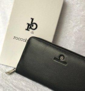 Клатч портмоне RoccoBarocco+Часы