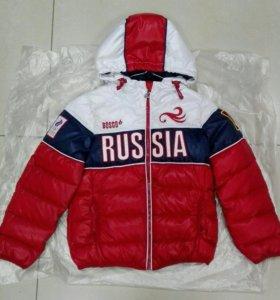Куртка BOSCO оригинал р.6( на рост 116/122)