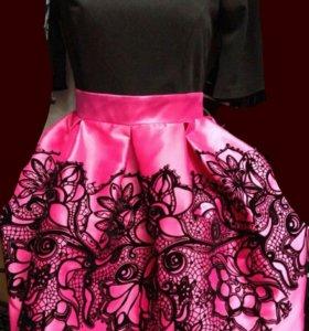 Платье праздничное. Размер 44+/-