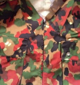 Куртка камуфляж х/б Австрия