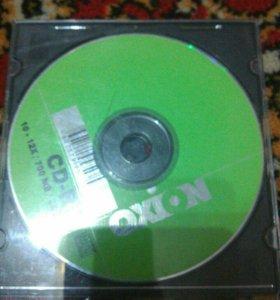 Диск для записи