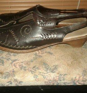 Туфли rieker женские 42 размер
