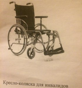 Новое кресло-коляска Ortonica base 190