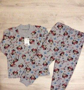 Новая пижама МиниМаус