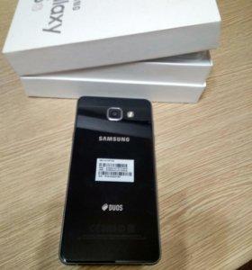 Телефон Samsung A 5 2016