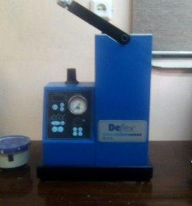 Пресс термоинжекционный зуботехнический Deflex