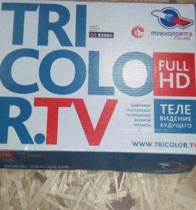 HD приемник Tricolor