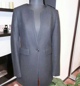 Пиджак удлиненый