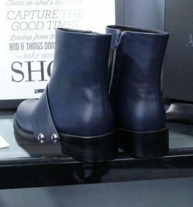 Ботинки Alexandr Wang ,синие
